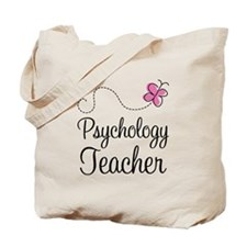 Psychology Teacher Tote Bag