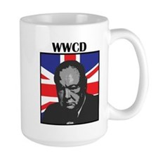 What Would Churchill Do? Mug