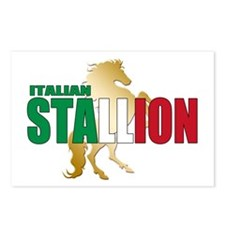 Italian Stallion Postcards (Package of 8)