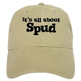 All about Spud Baseball Cap
