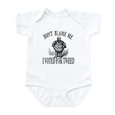 Boss Tweed Infant Bodysuit