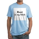 Kant is my bitch Shirt