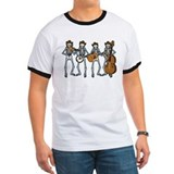 Cowboy Music Skeletons T