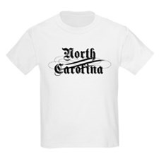 North Carolina Kids T-Shirt
