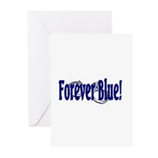 Forever Blue Greeting Cards (Pk of 10)