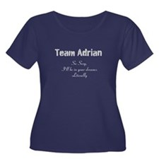 Team Adrian Plus Size T-Shirt