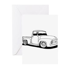 Funny Fords Greeting Cards (Pk of 10)