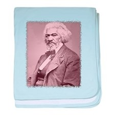 Frederick Douglass baby blanket
