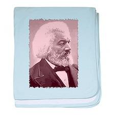 Frederick Douglass 2 baby blanket