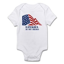 Ezekiel is my hero Infant Bodysuit