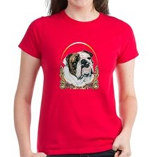 Bulldog Christmas/Holiday Tee