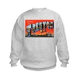 Trenton New Jersey Greetings Sweatshirt