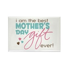 Best Mothers Day Gift Rectangle Magnet (100 pack)