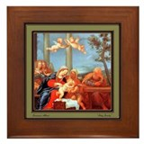 Francesco Albani Framed Tile