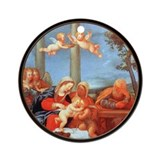 Francesco Albani Ornament (Round)