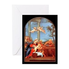Francesco Albani Greeting Cards (Pk of 10)