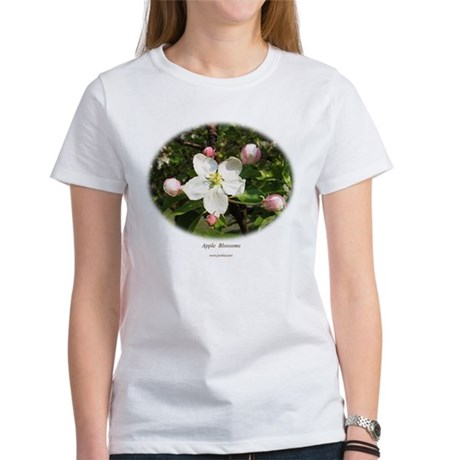 Apple Blossom Women's T-Shirt