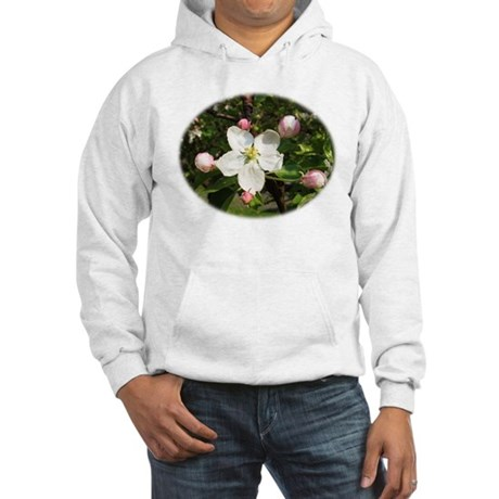 Apple Blossom Hooded Sweatshirt
