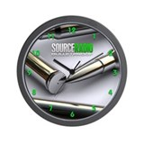 Bulletproof - Wall Clock