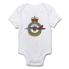 Canada's Air Force 4 Wing Infant Bodysuit
