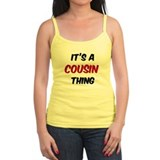 Cousin thing Tank Top