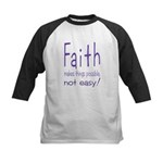 Faith Kids Baseball Jersey