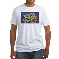 White Plains New York Greetings Shirt