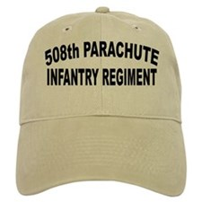 508TH PARACHUTE INFANTRY REGIMENT Baseball Cap