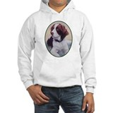 brittany spaniel Jumper Hoody