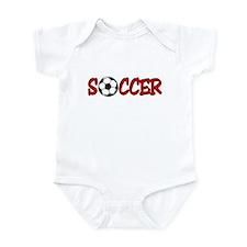 Cool Soccer goalie jersey Infant Bodysuit