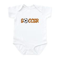 Soccer goalie jersey Infant Bodysuit