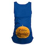 little punkin ne pumpkin.png Maternity Tank Top