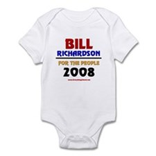 Bill Richardson 2008 Infant Bodysuit
