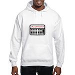 Calculating Bitch Hooded Sweatshirt