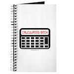 Calculating Bitch Journal