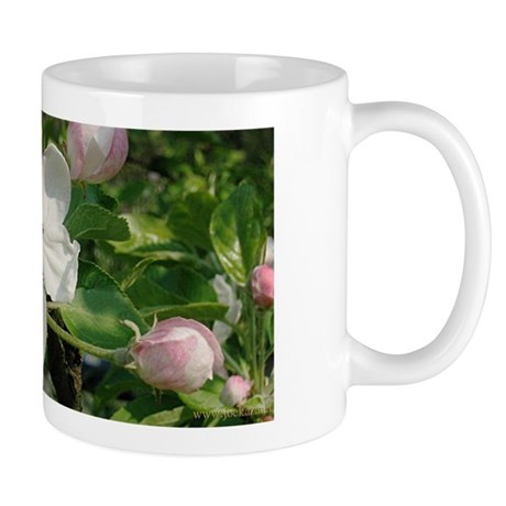 Apple Blossom Mug