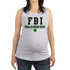 irish Maternity Tank Top
