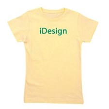 i design interior designer architect Girl's Tee