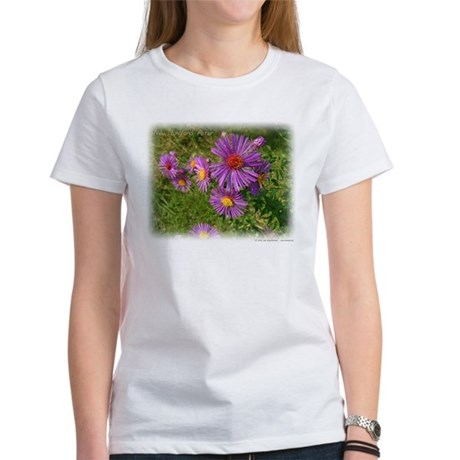 New England Aster Women's T-Shirt