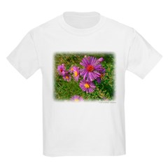 New England Aster Kids T-Shirt