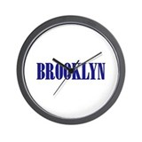 Brooklyn Wall Clock