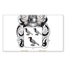 Jensen Coat of Arms (Family Crest) Decal