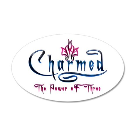 Charmed the power of three Wall Decal