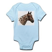 """Knabstrup 1"" Infant Bodysuit"