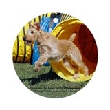 Irish Terrier Ornament (Round)