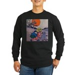 Jack Pumpkinhead #4 Long Sleeve Dark T-Shirt