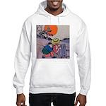 Jack Pumpkinhead #4 Hooded Sweatshirt