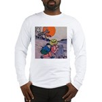 Jack Pumpkinhead #4 Long Sleeve T-Shirt