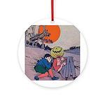 Jack Pumpkinhead #4 Ornament (Round)