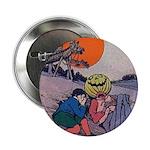 Jack Pumpkinhead #4 Button